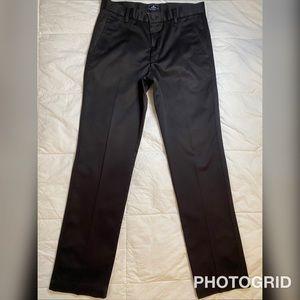 Dockers D1 Slim-fit Men's Pants 34 x 34 Black- C26